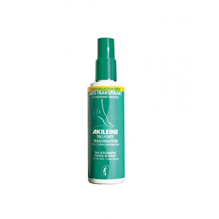 Akileine Deodorant Anti Breathable 100ml