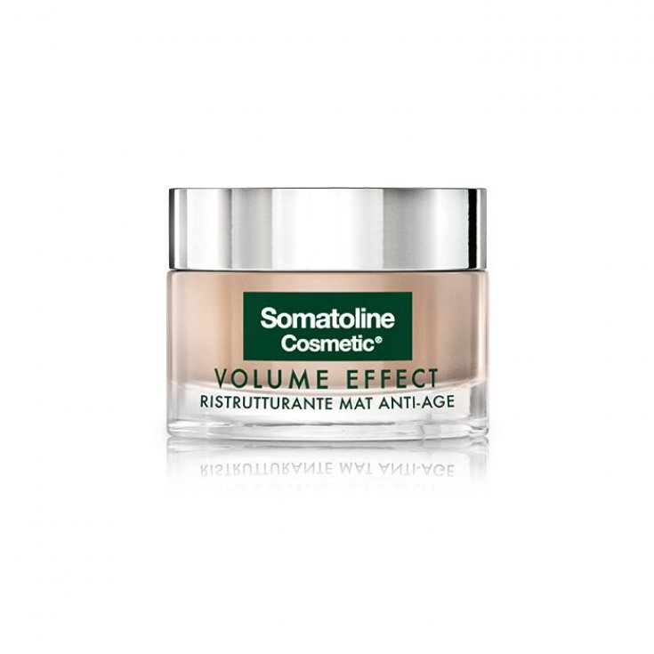 Volume Effect Restructuring Mat AntiAge Somatoline Cosmetic® 50ml