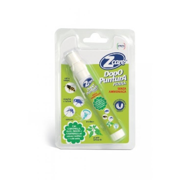 Zcare Natural After Bite Without Ammonia IBSA 14ml