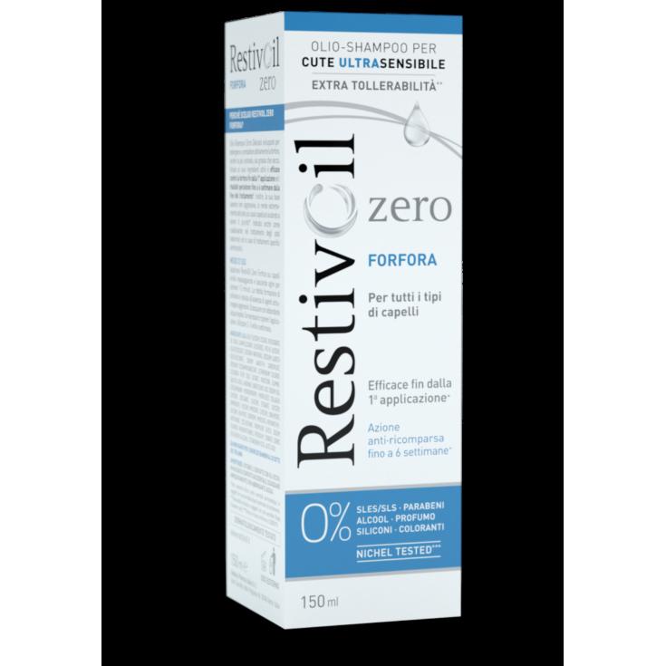 Zero Dandruff RestivOil Oil Shampoo 150ml