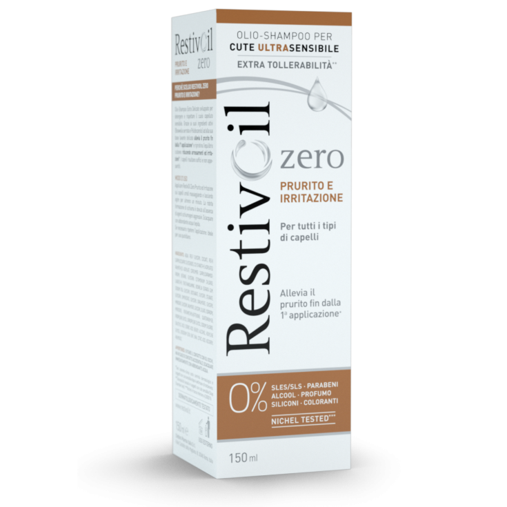 Zero Itching And Irritation RestivOil 150ml
