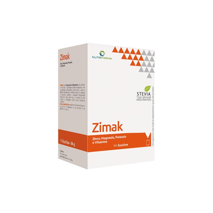Zimak NutriFarma by Aqua Viva 14 Sachets Orange Taste