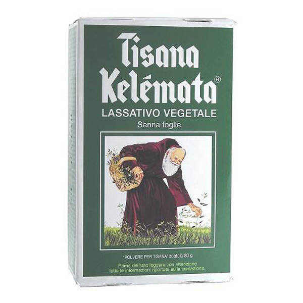 Image For Kelemata Kelemata Herbal Herbs Oral Solution Treatment Constipation Occasional box 80g