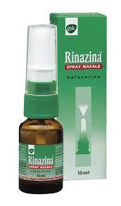 Image For Rinazina 0.1% Decongestant Nasal Spray 15ml