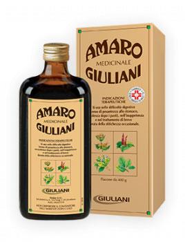 Giuliani Amaro Medicinale Flacone 400g