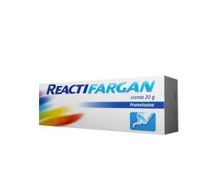 ReactiFargan 2% Crema Lenitiva 20g