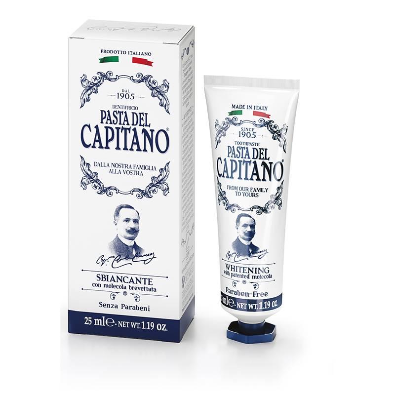 Pasta Del Capitano Dentifricio Sbiancante 25ml