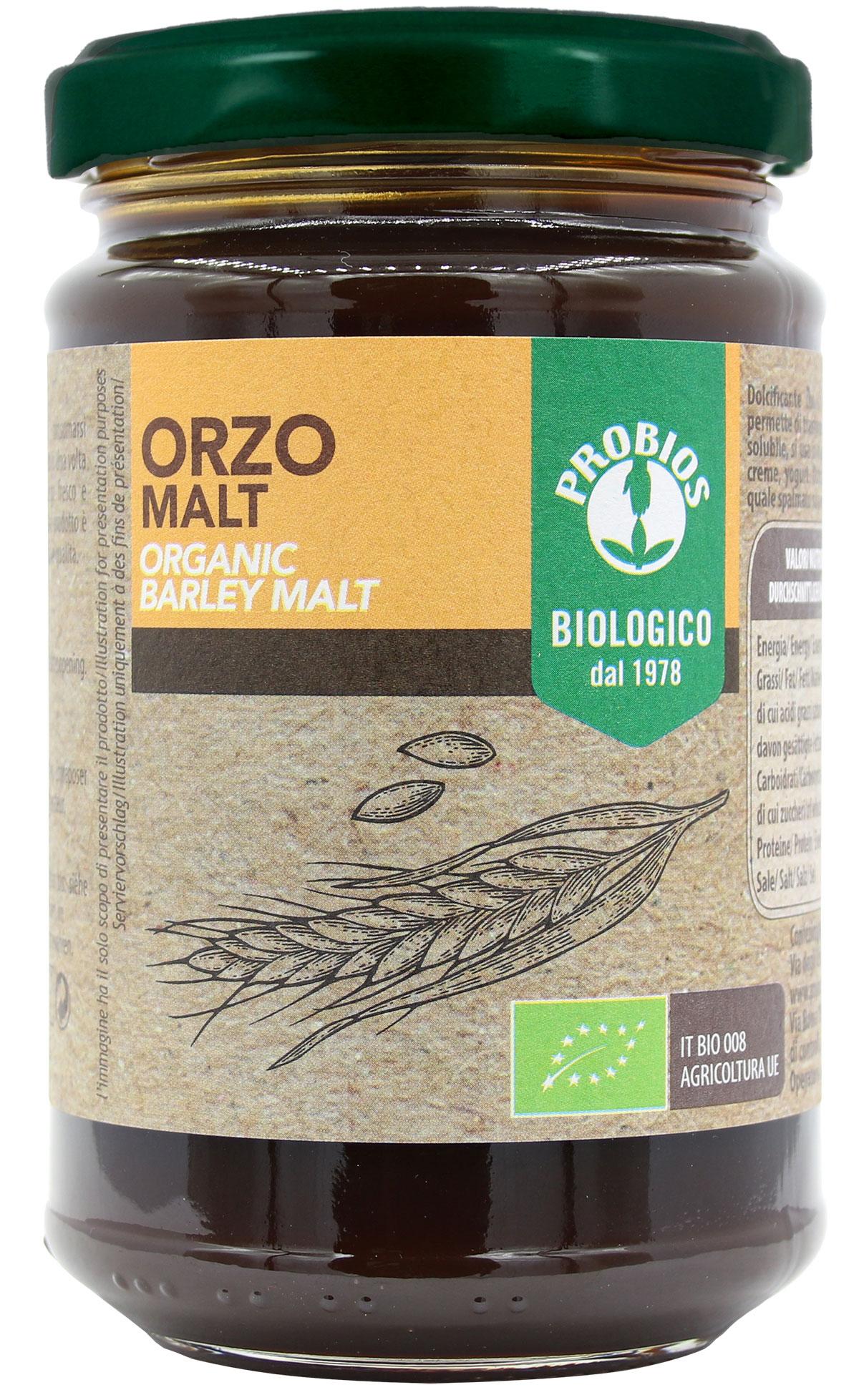 Probios Orzo Malt Malto Di Orzo Biologico 400g