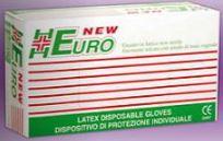 Euronew Guanti In Lattice Monouso Misura M 100 Guanti