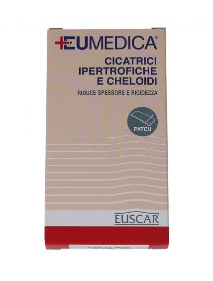 Cerotto Euscar Patch Cicatrici 2,5x5cm 1 Pezzo
