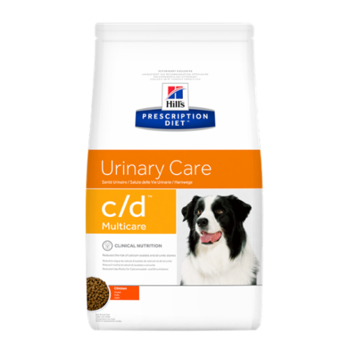 Hill's Prescription Diet Canine c/d Multicare Urinary Care 2kg