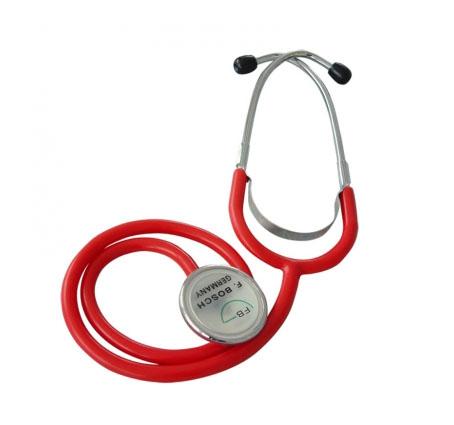 Image of Fonendoscopio Per Adulti - Planophon Per Auscultazione Di Suoni Colore Rosso 1 Pezzo 900114531