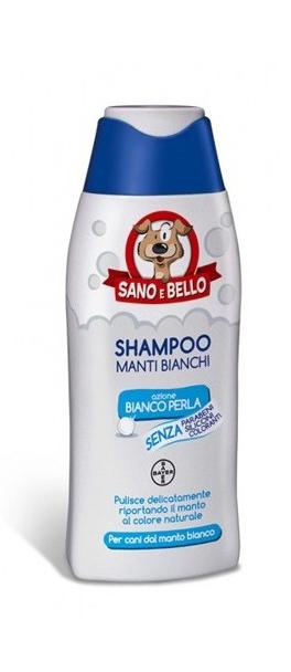 Image of Bayer Sano E Bello Shampoo Manti Bianchi 900137163