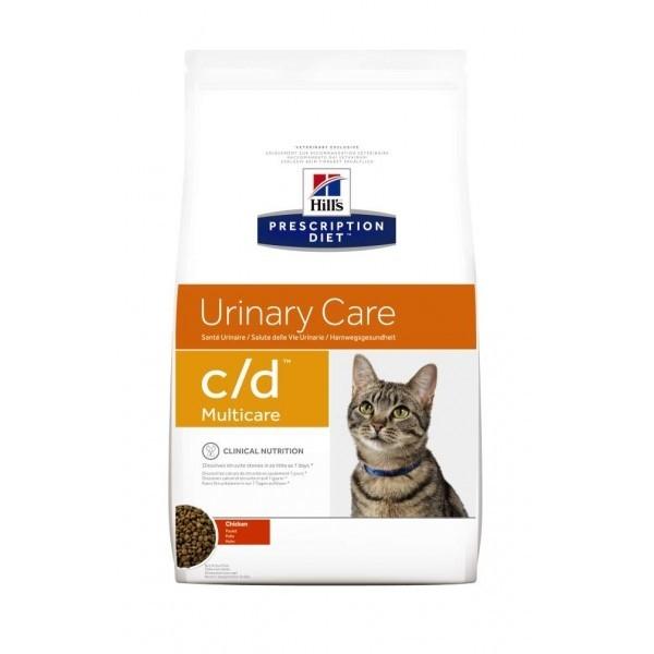 Hill's Prescription Diet Feline c/d Multicare Urinary Care 5kg