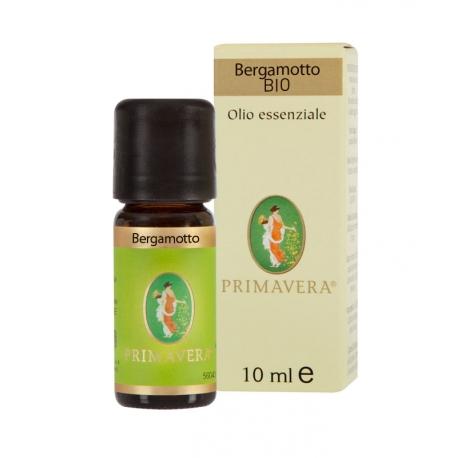 Bergamotto Bio Olio Essenziale 10ml