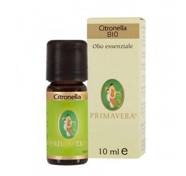 Citronella Bio Olio Essenziale 10ml
