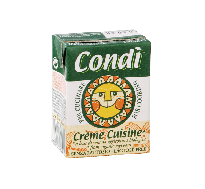 Image of Condì Panna Da Cucina Alla Soja Senza Glutine 200g 900278449