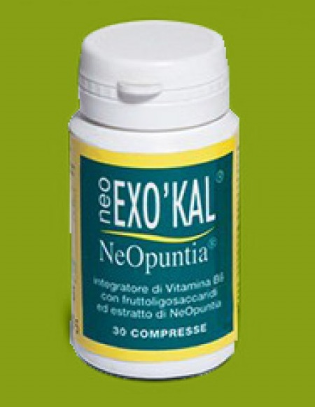Image of Neo Exo Kal Integratore Alimentare 30 Compresse 900281015