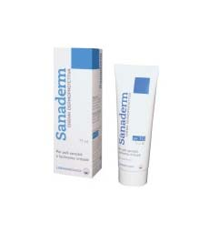 Agips Farmaceutici Sanaderm Crema Dermoprotettiva 75ml