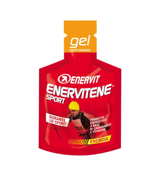 Image of Enervit Enervitene Sport Enrgia Arancia Integratore Alimentare 25ml 900394178