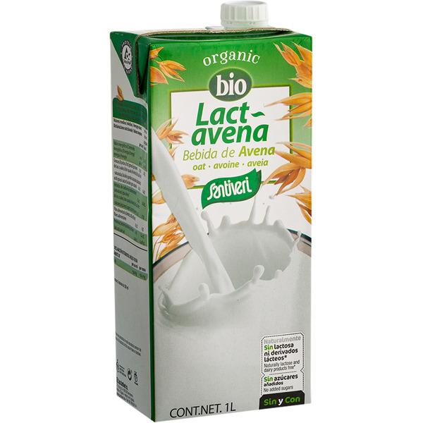 Santiveri Lactavena Bio Bevanda Di Avena 1lt