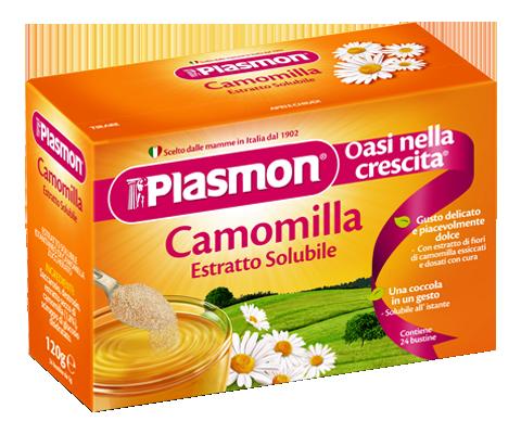 Plasmon Camomilla Solubile 24 Bustine