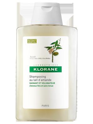 Klorane Shampoo Volumizzante Al Latte Di Mandorla 400ml