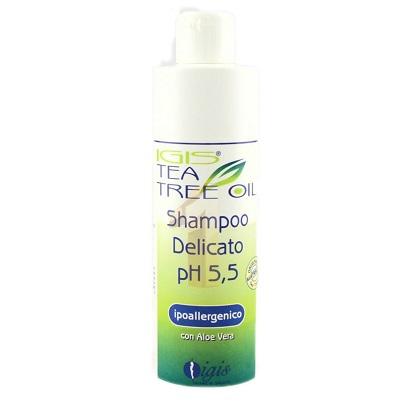 Tea Tree Oil Shampoo Igis Nathia 200ml