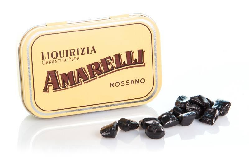 Image of Amarelli Oro Liquirizia Spezzata Pura 40g 900928781