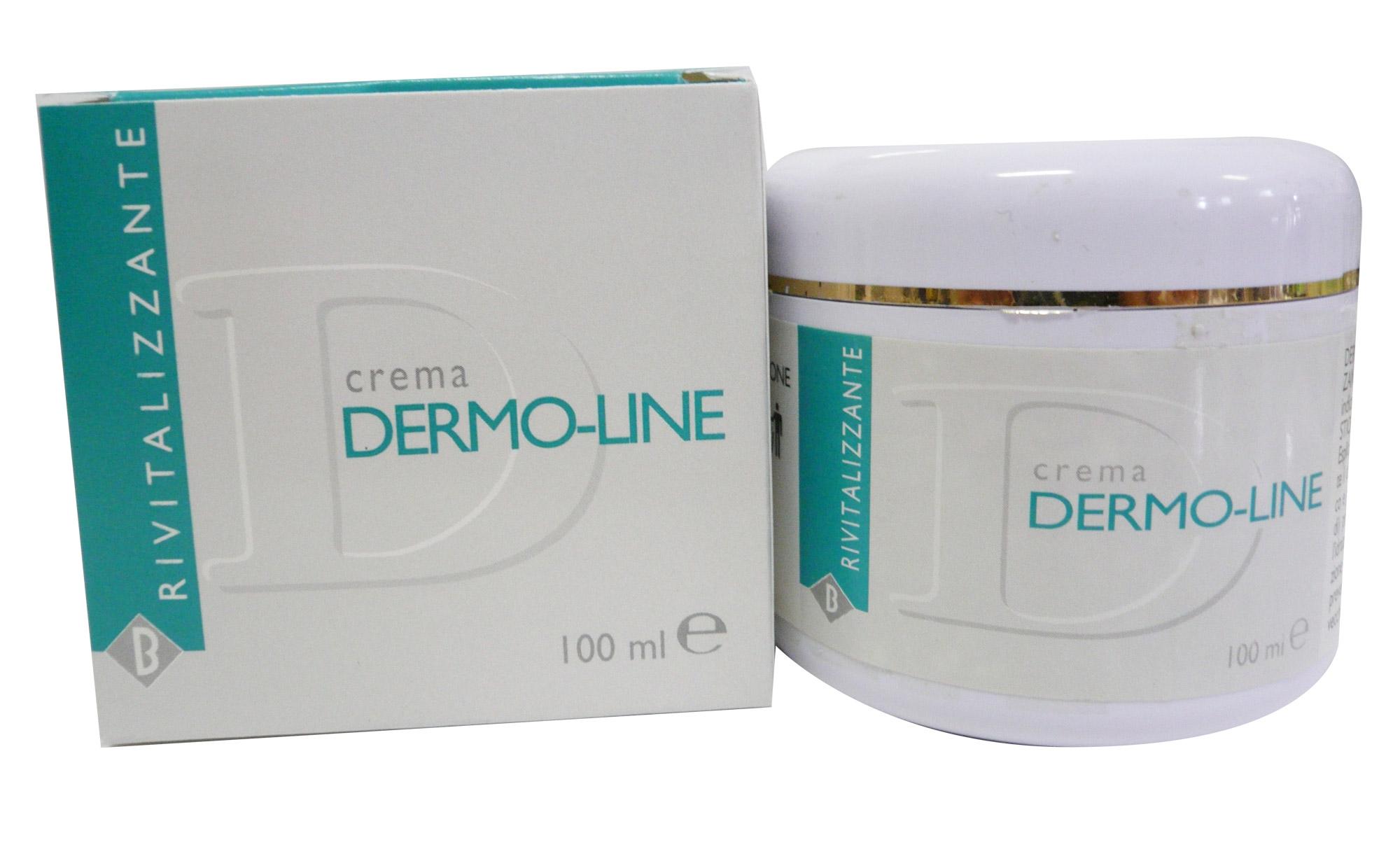 Dermo - Line Crema Rivitalizzante 100ml