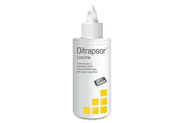 Image of Depofarma Ditrapsor Lozione Capelli 150ml 901082279