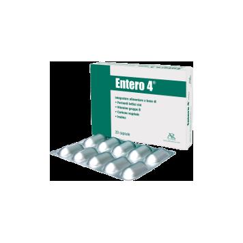 Ar Fitofarma Entero 4 Integratori Alimentari 20 Compresse