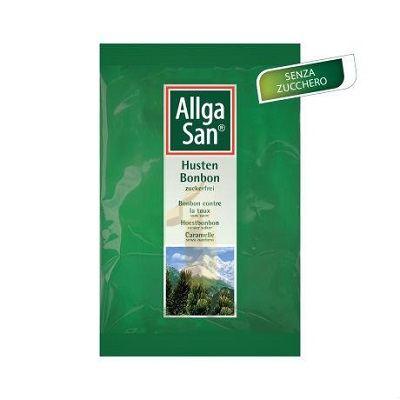 Image of Allga Pharma Caramelle Pino Senza Zucchero 50g 901478279