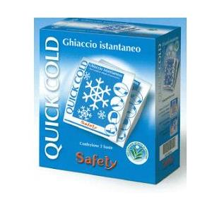 Safety Quickcold Ghiaccio Istantaneo 2 Buste