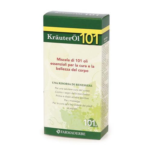 Farmaderbe Krauterol 101 Integratore Alimentare 100ml
