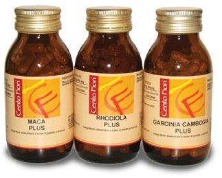 Image of Cento Fiori Centella Plus Integratore Alimentare 100 Capsule 901710766