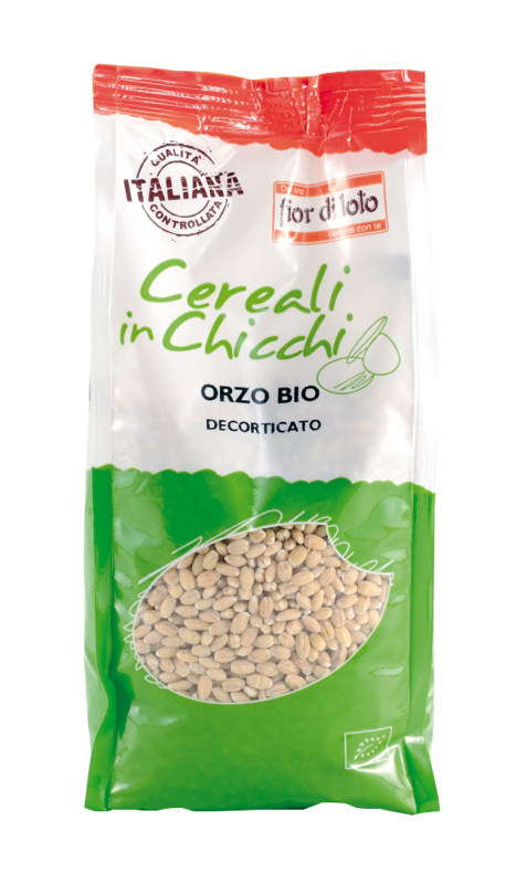 Fior Di Loto Cereali In Chicchi Orzo Decorticato Biologico 500g