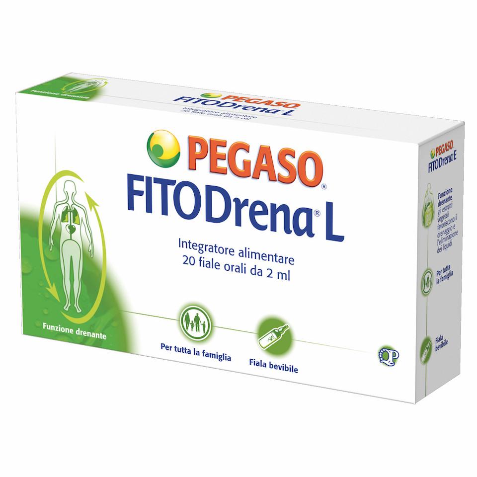Pegaso Fitodrena L Integratore Alimentare 10 Fiale Da 2ml