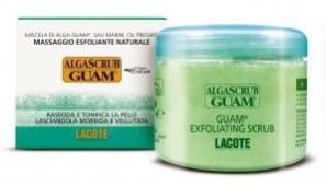 Guam Algascrub Massaggio Esfoliante Naturale 700g