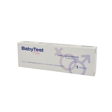 Image of Baxen Baby Test Plus Test Di Gravidanza 1 Test 902279571