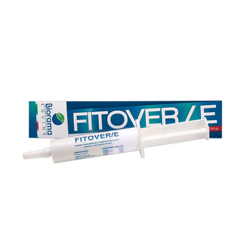 Image of Fitover/E Mangime Complementare per Cavalli 50g 902283530