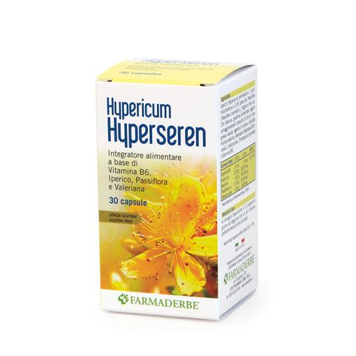 Farmaderbe Hyperseren Integratore Alimentare 30 Capsule