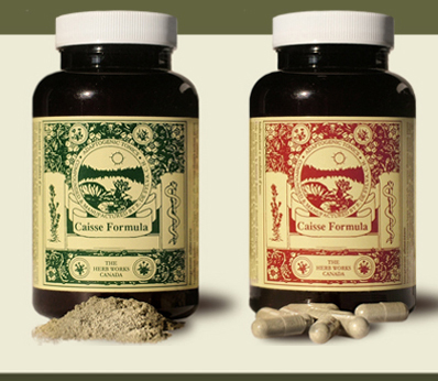 Holistic Remedies Caisse Formula Integratore Alimentare 100 Capsule