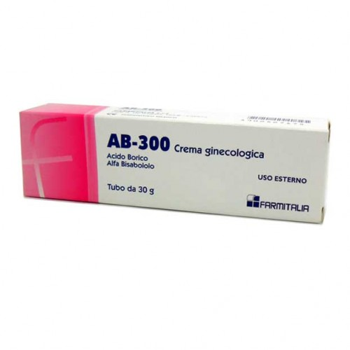 Image of Ab 300 Crema Ginecologica 1% 30g 902527175