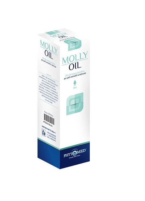 Phytomed Molly Oil Olio Da Bagno Per Pelli Sensibili E Delicate 250ml