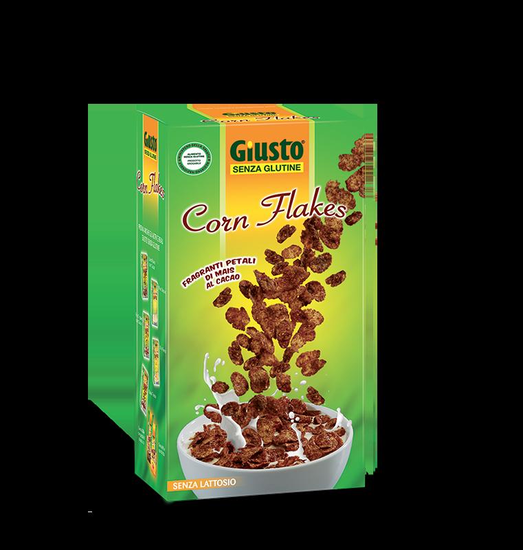 Giusto Corn Flakes Con Cacao Senza Glutine 250g
