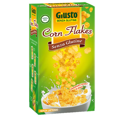 Giusto Corn Flakes Senza Glutine 250g
