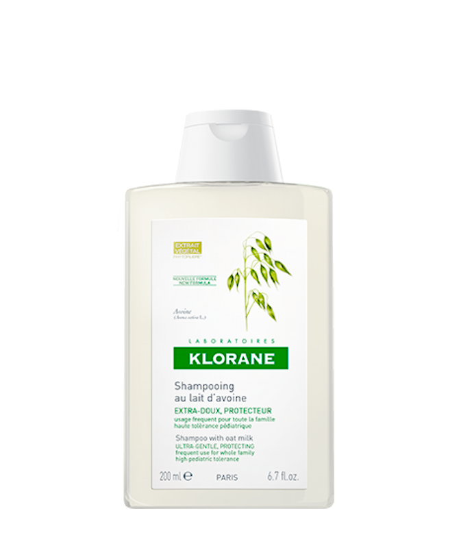 Klorane Shampoo Al Latte D'Avena 200ml
