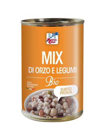 La Finestra Sul Cielo Mix Orzo E Legumi Zuppa Pronta 400g