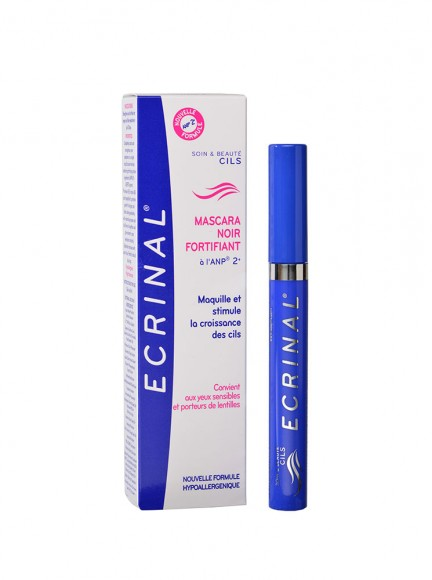 Ecrinal Mascara Rinforzante Colore Nero 7ml